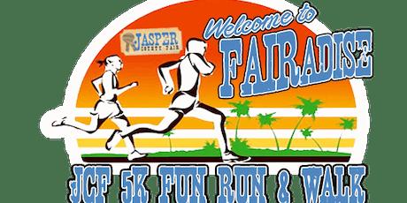 Jasper County Fair 5K Fun Run and Walk tickets