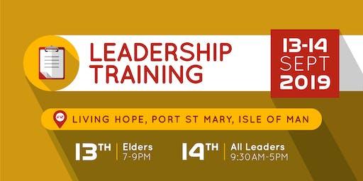 Four 12 Leadership Training