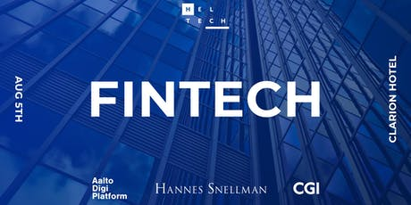 Hel Tech // Fintech tickets