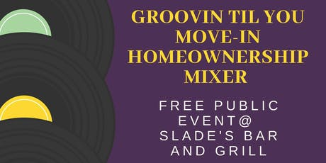 First time Homeownership Mixer tickets