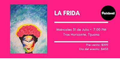 Paintwell en Tijuana (La Frida)