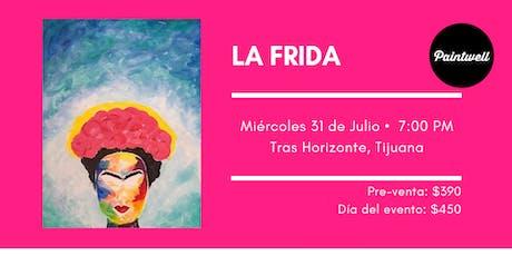 Paintwell en Tijuana (La Frida) tickets