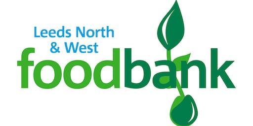 Leeds N&W Foodbank - Three Peaks Challenge