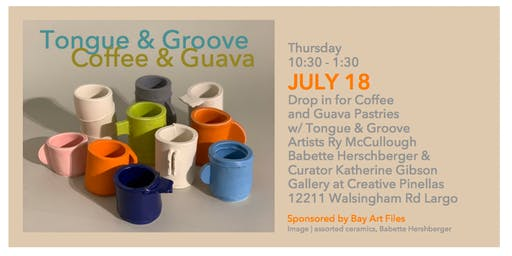 Tongue & Groove Coffee & Guava
