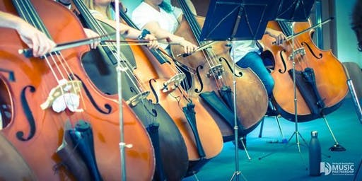 City & County Youth Orchestra − Summer Concert