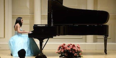 Sienna's Graduation Benefit Concert tickets