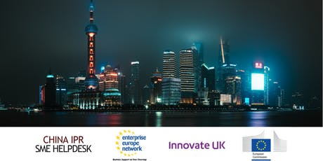 Intellectual Property (IP) in China - are you protected? tickets