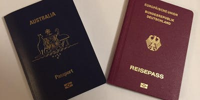 (Repeat)Seminar on Dual (Australian/German) Citizenship - Brisbane