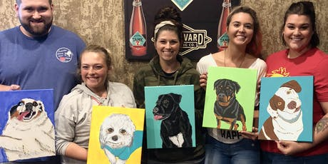 Paint your pet night @ brewtop tickets