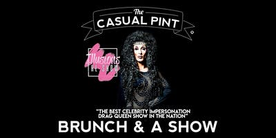 Drag Queen Show & Brunch at The Casual Pint, August 11th
