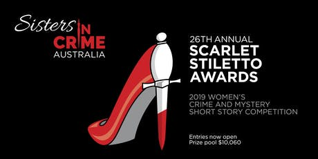 Scarlet Stiletto Competition Entry 2019 tickets