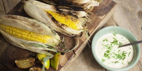 Summer Salads & BBQ Accompaniments Cookery Demo tickets