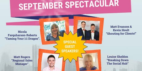 West Midlands RCC September Spectacular! tickets