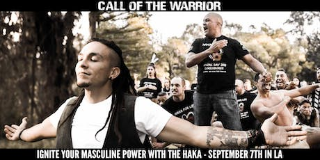 Call of the Warrior - Ignite the Masculine, Speak your Truth, Be the Change tickets