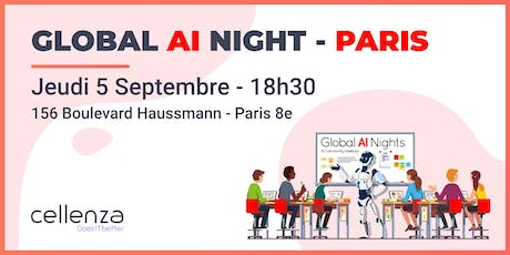 Global AI Night - Cellenza billets