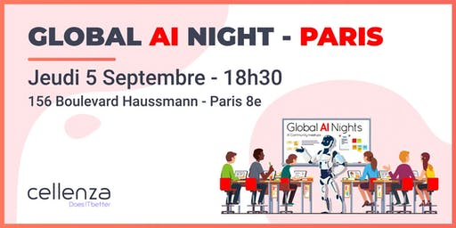 Global AI Night - Cellenza