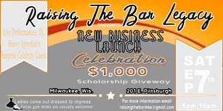 The First Annual Raising the Bar Legacy Event tickets
