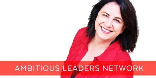 Ambitious Leaders Network Perth –  26 July 2019 Maria West