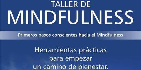 Taller de Mindfulness entradas