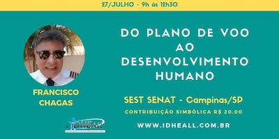 WORKSHOP: Do Plano de Voo ao Desenvolvimento Humano