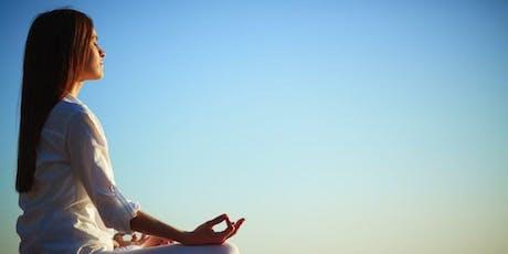 Atelier relaxation, méditation et pleine-conscience. billets