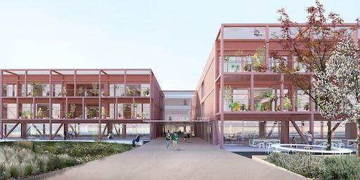 I nuovi concorsi internazionali per l'edilizia scolastica a Milano