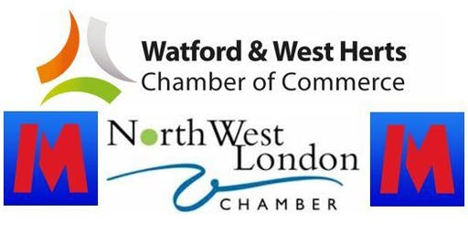 Watford & NW London Chamber Connect - Metro Bank Harrow Networking Launch - 26th July 2019