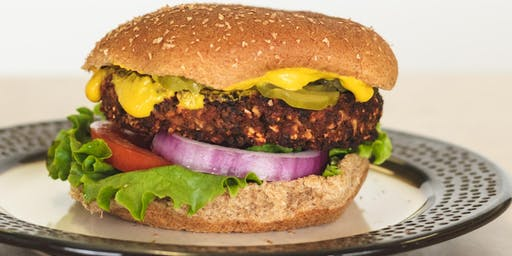 Plant-based Cooking Class: Summertime Burgers & More!