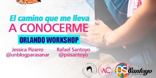 Workshop- El Camino que me lleva a Conocerme