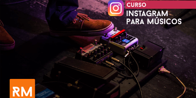 Curso de Marketing no Instagram para Músicos