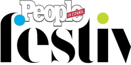 People en Español presenta FESTIVAL NYC! tickets