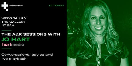 The A&R Sessions with Jo Hart (Hart Media) tickets