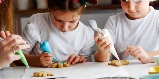 Cookie Decorating: Christmas in July at the Hilton Garden Inn
