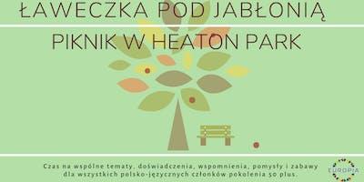 Piknik Ławeczka Pod Jabłonią