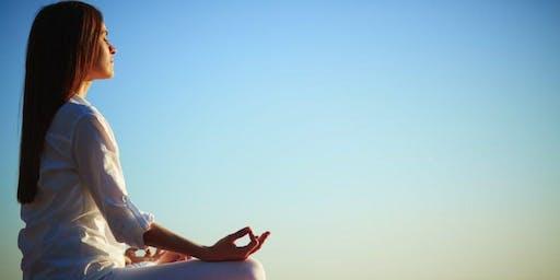 Atelier relaxation, méditation et pleine-conscience.