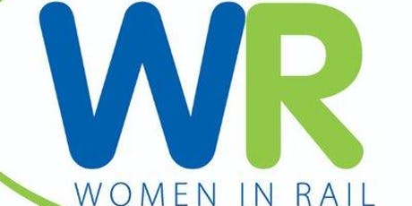Women in Rail Yorkshire Summer Social Evening  tickets