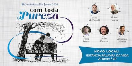 Conferência Fiel para Jovens 2020 ingressos