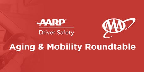 Aging & Mobility Roundtable - August Meeting tickets