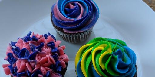 Colorblast Cupcake Class