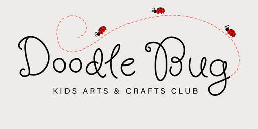 Doodle Bug Kids Arts and Crafts Club