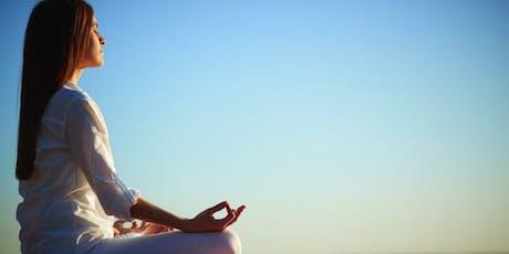 Atelier relaxation, méditation et pleine-conscience. tickets