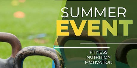 Did You Sweat Today? Presents : Summer 2019 Event tickets