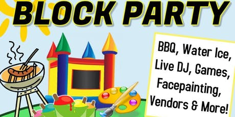 2019 Neighborhood Block Party tickets