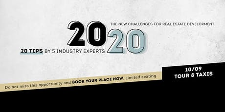 The new challenges for RE development - 20 tips by 5 industry experts tickets