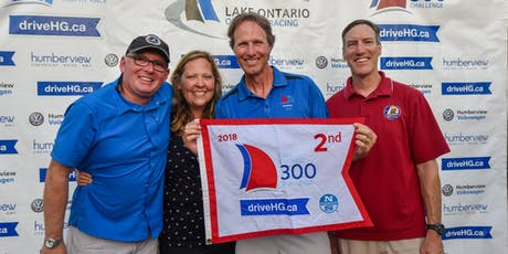 North Sails Flag Ceremony for the Susan Hood Trophy Race & Lake Ontario 300 tickets