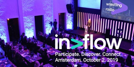 in>flow. Discover current & future trends in IoT from prominent specialists tickets