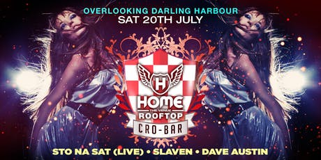 Cro-Bar Sat 20th July Home Rooftop tickets