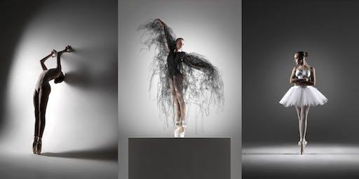 Ballettfotografie- den richtigen Augenblick im Visier