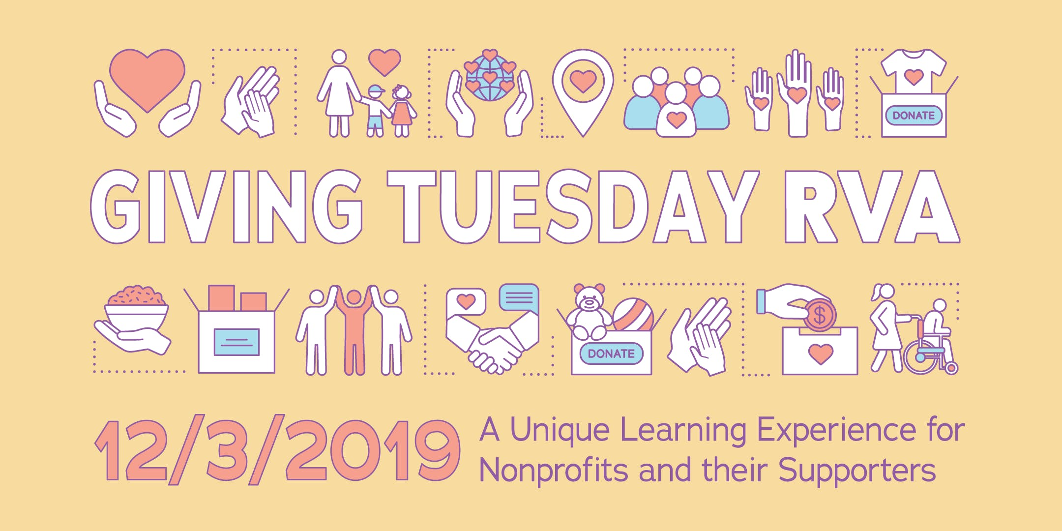 GivingTuesdayRVA - A Learning Experience for Nonprofits & their Supporters