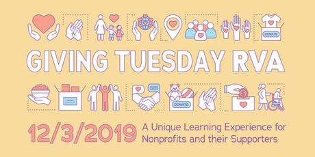 GivingTuesdayRVA - A Learning Experience for Nonprofits & their Supporters tickets